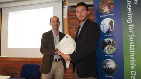 1st GDEE Award